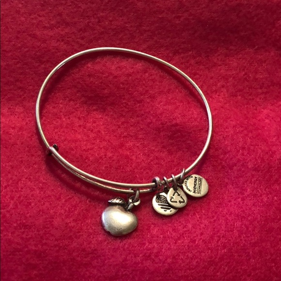 87823f2f575a6 Alex and Ani Apple bracelet
